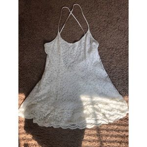 🆕 NWT Abercrombie & Fitch lace dress